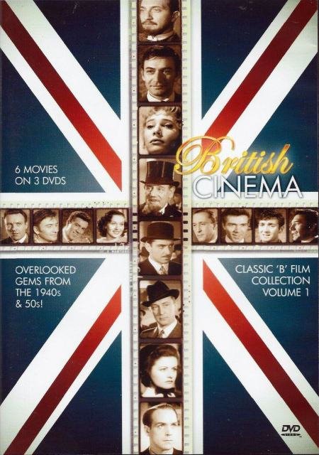 British Cinema Collection Volume 1