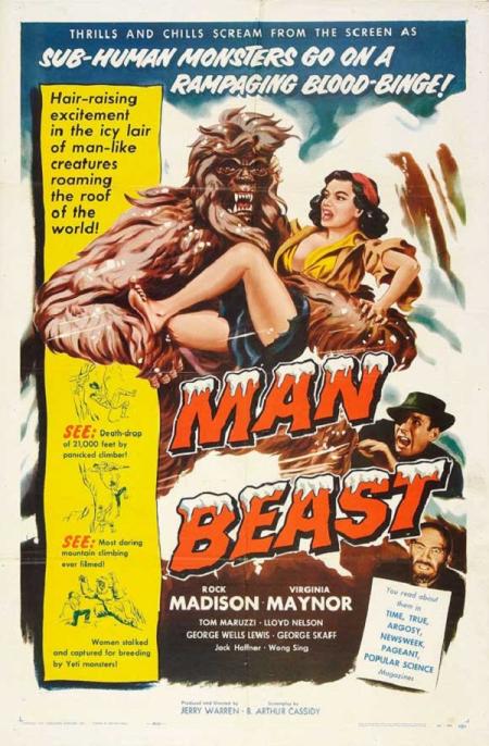 Man Beast 1956 a