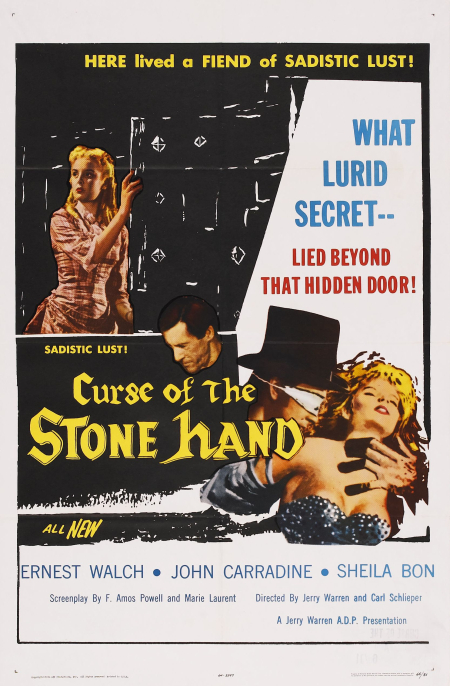 Curse of the stone hand 1964