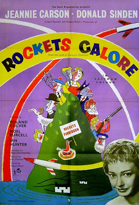 Rockets galore 1958 d