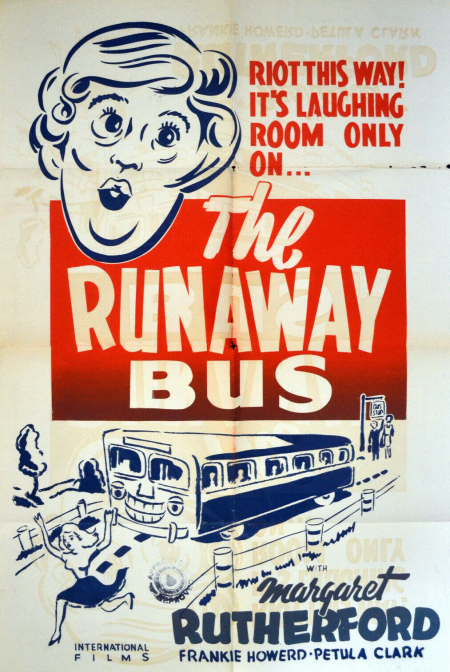 The Runaway Bus! 1954 d-001