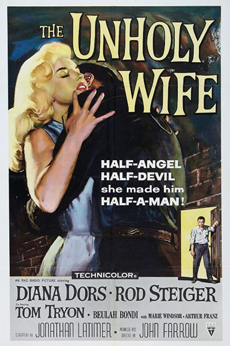 The Unholy Wife 1957 a