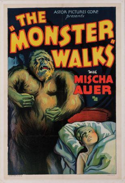The Monster Walks 1932 f