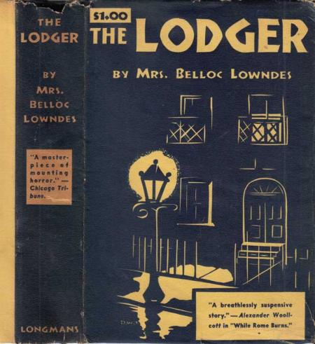 The lodger novel