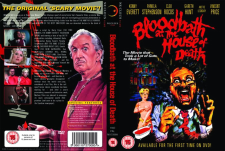 Bloodbath At The House Of Death 1984 a