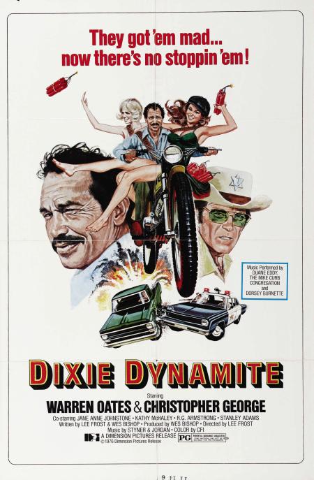Dixie Dynamite 1976 a