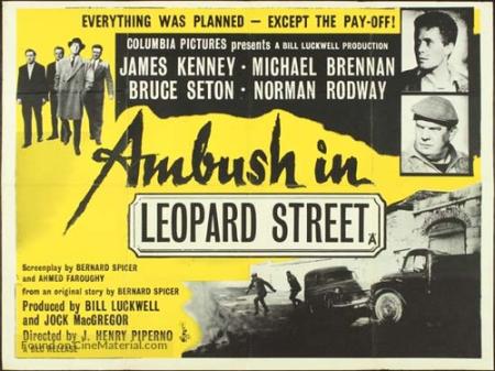 Ambush On Leopard Street 1962