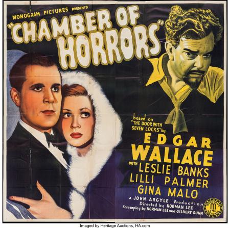 Chamber Of Horror 1940