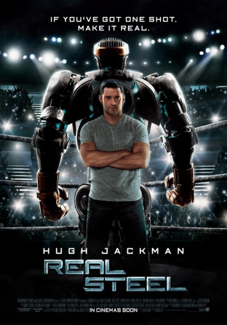Real steel 2012