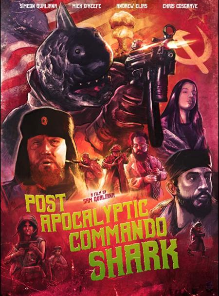 Post Apocalyptic Commando Shark 2018