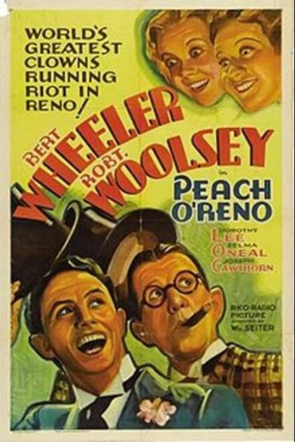 Peach O' Reno 1932