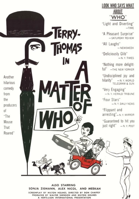 A matter of WHO 1961