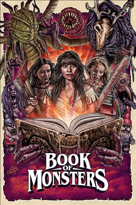 Book Of Monsters 2018
