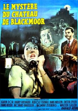The Strangler Of Blackmoor Castle 1963 e