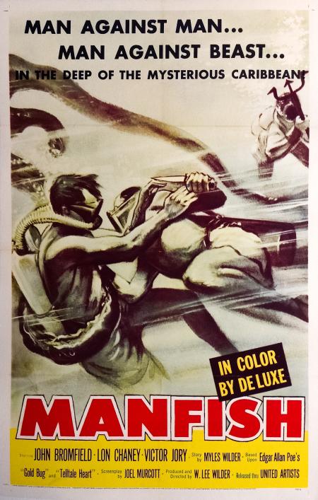 Manfish 1956