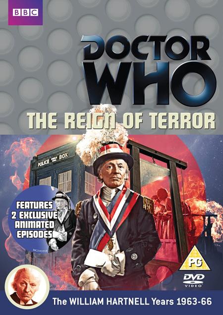 008 the reign of terror UK DVD