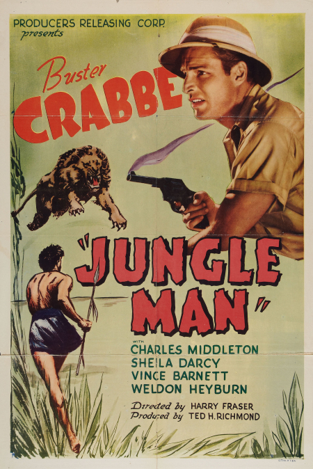 Jungle Man 1941