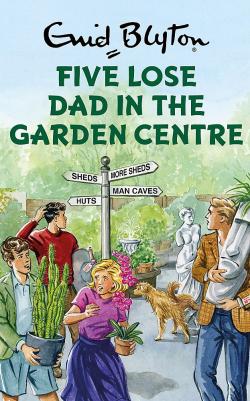 Five lose dad in the garden center