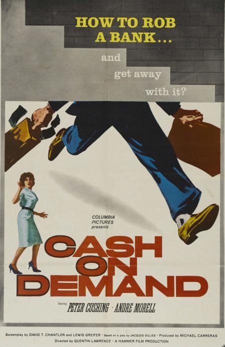 Cash On Demand 1961 a