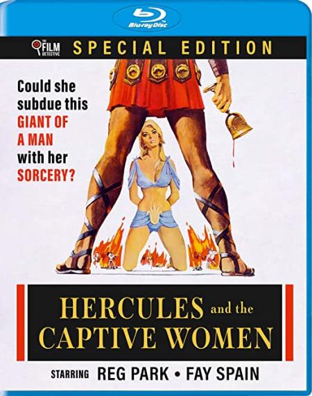 Hercules And The Captive Women 1964