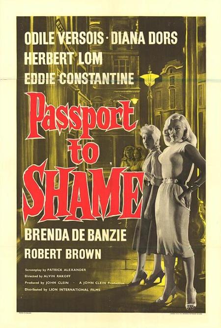 Passport To Shame 1959 dd