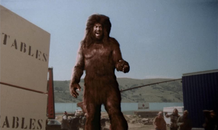 Yeti Giant Of The 20th Century 1977 a