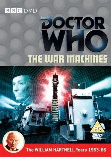 Doctor who 0027 the war machines