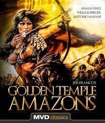 Golden Temple Amazons 1985
