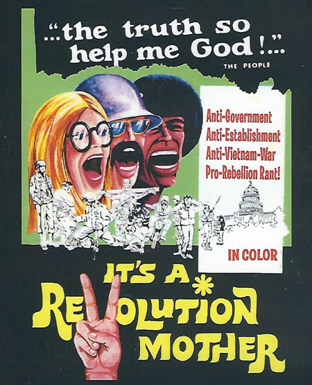 Its a revolution mother 1969