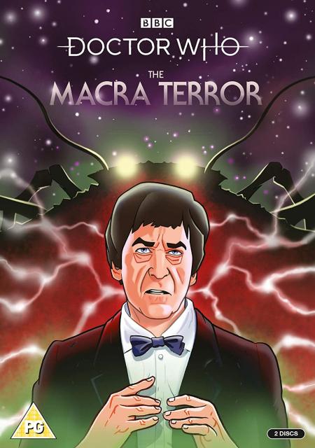 Doctor Who 0034 The Macra Terror UK DVD
