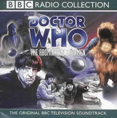 Doctor who 0038 The Abominable Snowmen BBC CD