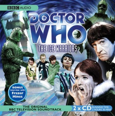 Doctor Who 0039 The Ice Warriors BBC Audio CD
