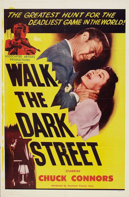 Walk The Dark Street 1956