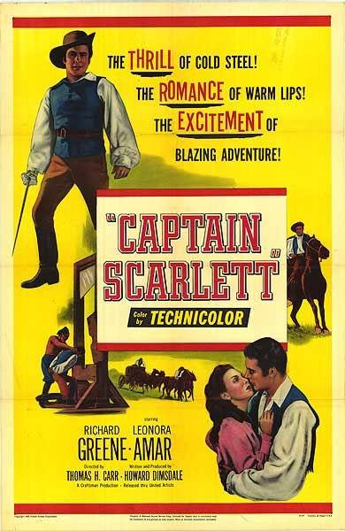 Captain scarlett 1952
