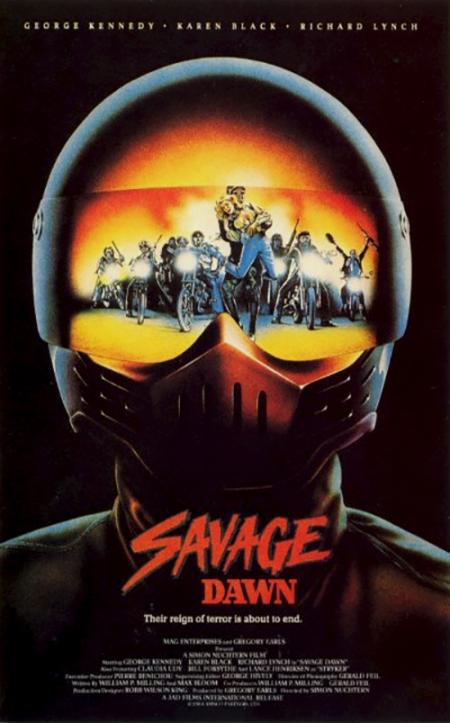 Savage dawn 1985