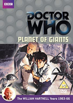 09 Planet of giants US DVD