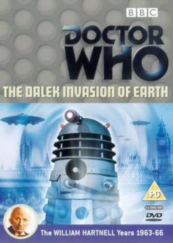 10 dalek invasion of earth UK DVD