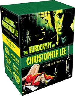 Eurocrypt of christopher lee