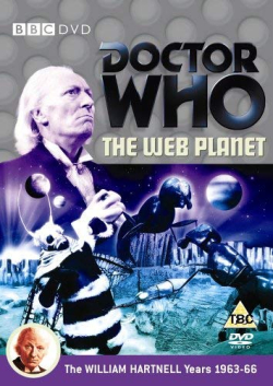 Doctor Who 013 The Web Planet UK DVD