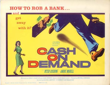 Cash On Demand 1961
