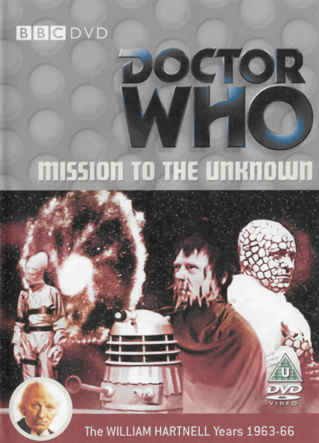 Doctor Who 0019 Mission To The Unknown