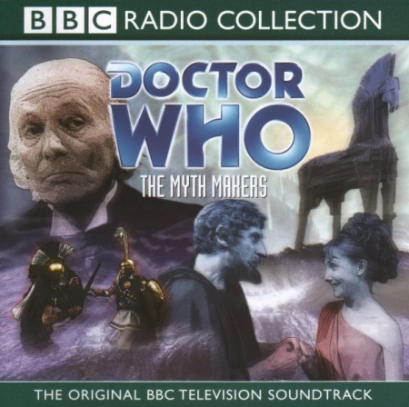 Doctor Who 0020 The Myth Makers UK CD