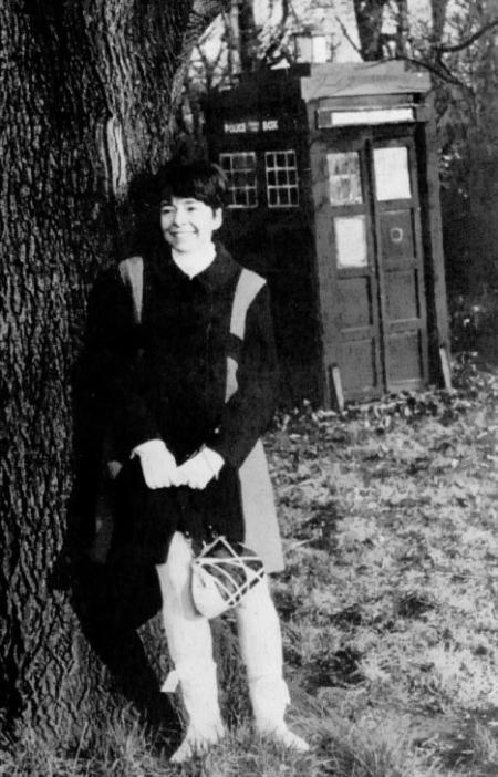 Doctor Who 0022 The Massacre dodo