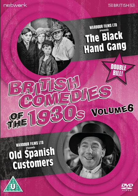 The black hand gang 1930 b