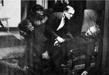 Seven Footprints To Satan 1929 g