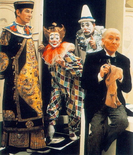 Doctor Who 0024 The Celestial Toymaker a