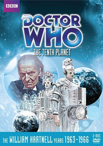Doctor Who 0029 The Tenth Planet US DVD