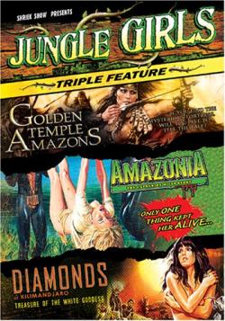 Jungle girls triple feature