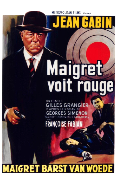 Maigret Sees Red 1963 a