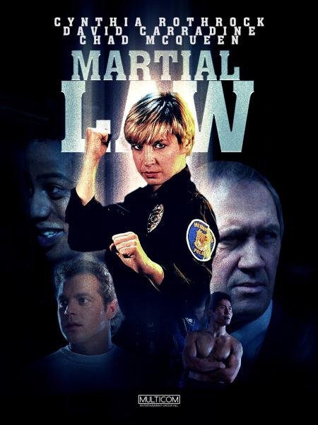 Martial law 1990